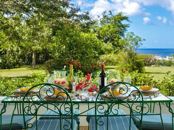 coral cliff house barbados