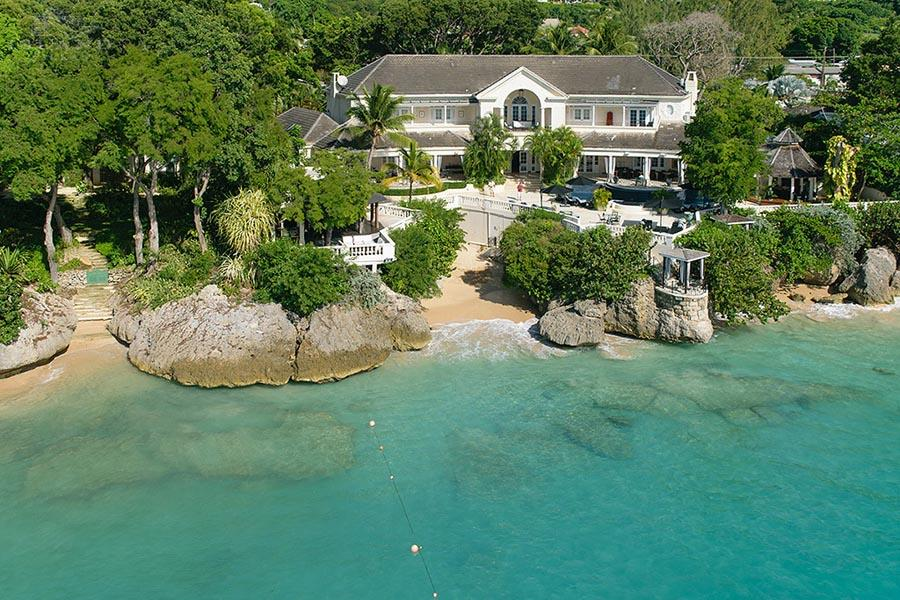 Barbados holiday villa
