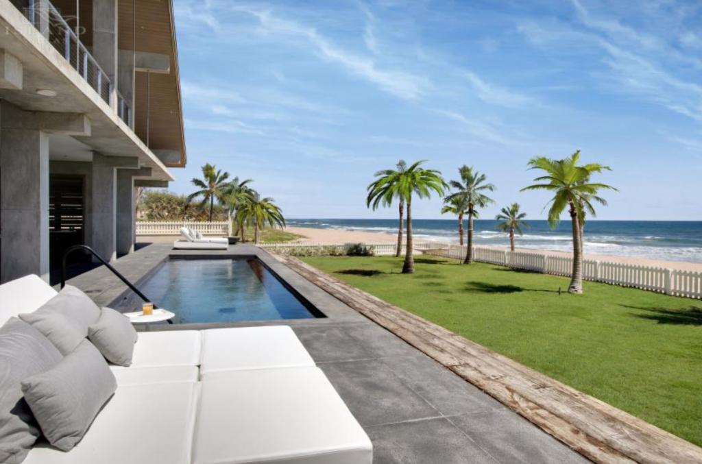 Barbados villa for rent