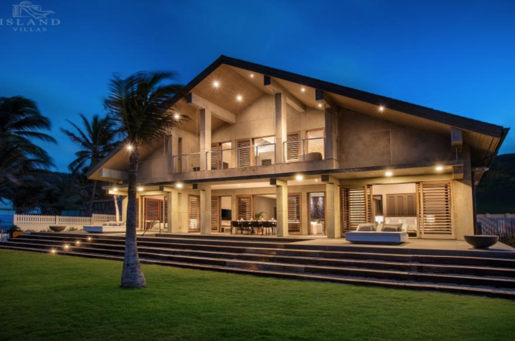 holiday villa for rent Barbados