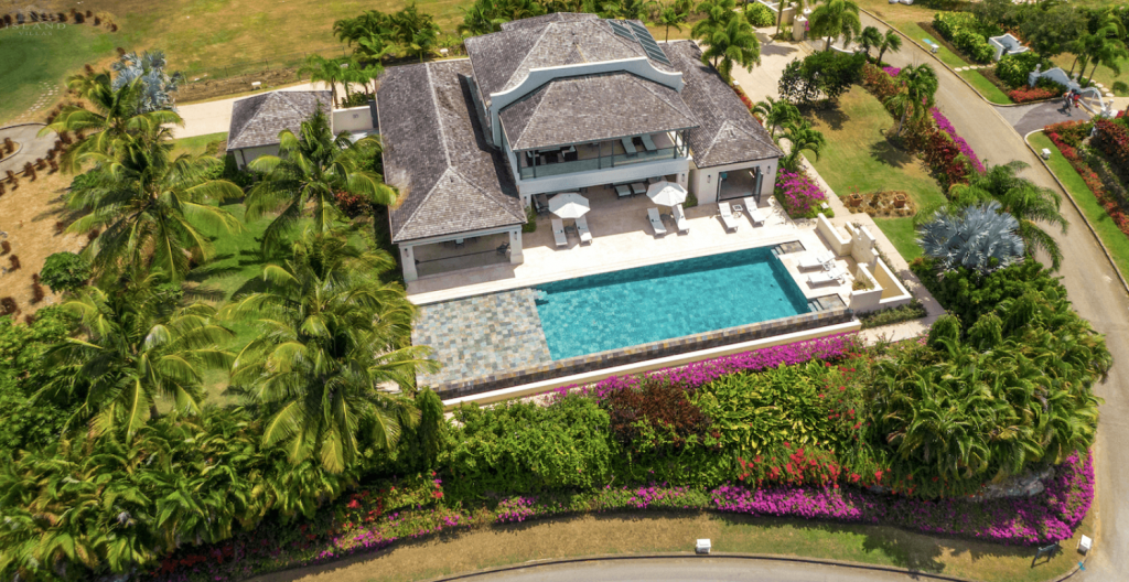 Barbados holiday home