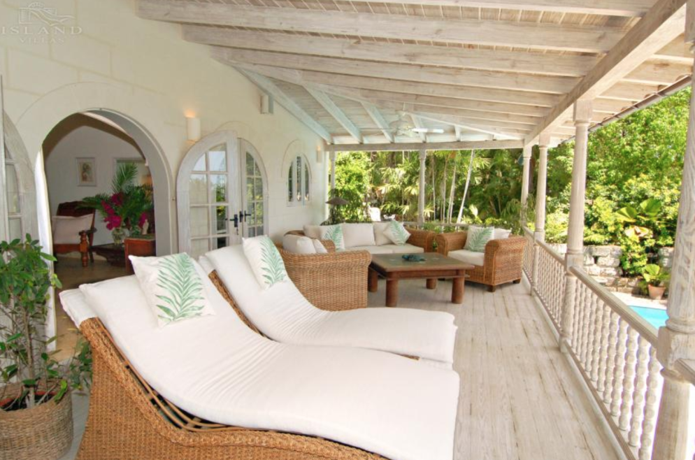 sandy lane beach, holiday villa Barbados