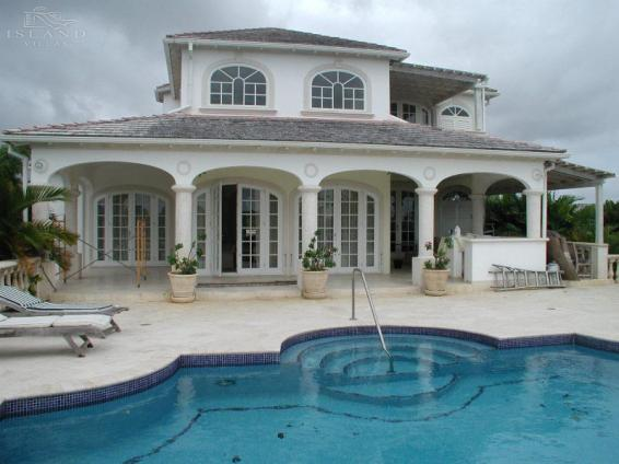Palm Grove 10, Royal Westmoreland - Pool and Exterior