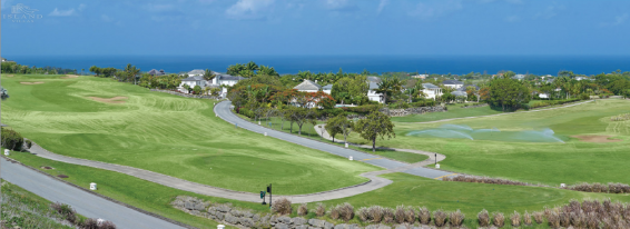 Lancaster Estate, Royal Westmoreland - View